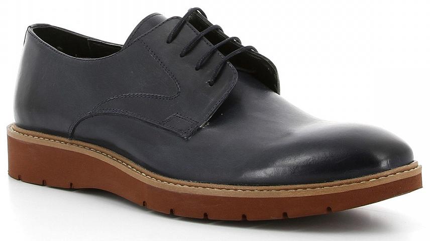 Полуботинки мужские Paolo Conte, цвет: синий. 02-213-02-2. Размер 4102-213-02-2Полуботинки мужские Paolo Conte изготовлены из качественной натуральной кожи. Удобная шнуровка прочно зафиксирует обувь на ноге. Мягкая стелька выполнена из кожи. Подошва оснащена рифлением для лучшего сцепления с различными поверхностями.