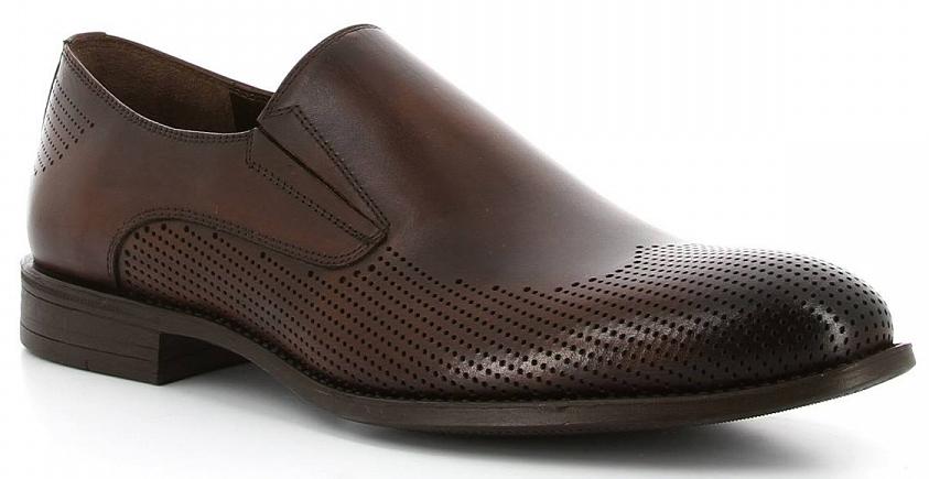 Полуботинки мужские Paolo Conte, цвет: коричневый. 02-234-11-2. Размер 4102-234-11-2Полуботинки мужские Paolo Conte изготовлены из качественной натуральной кожи с перфорацией. Удобный язычок с эластичными вставками прочно зафиксирует обувь на ноге. Мягкая стелька выполнена из кожи. Стильные полуботинки прекрасно дополнят ваш гардероб.