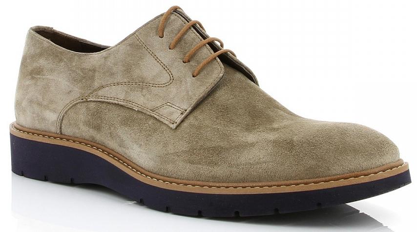 Полуботинки мужские Paolo Conte, цвет: бежевый. 02-213-01-2. Размер 4302-213-01-2Полуботинки мужские Paolo Conte изготовлены из качественной натуральной кожи. Удобная шнуровка прочно зафиксирует обувь на ноге. Мягкая стелька выполнена из кожи. Подошва оснащена рифлением для лучшего сцепления с различными поверхностями.