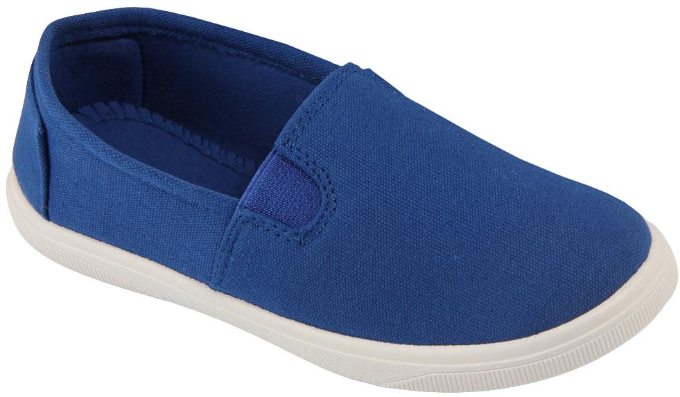 Кеды детские In Step, цвет: синий. 188A-1-2. Размер 25188A-1-2Стильные детские кеды от In Step выполнены из высококачественного текстиля. Подошва из резины устойчива к изломам. На подъеме модель дополнена эластичными вставками для удобства надевания. Аккуратно смотрятся на ноге, комфортно носятся.