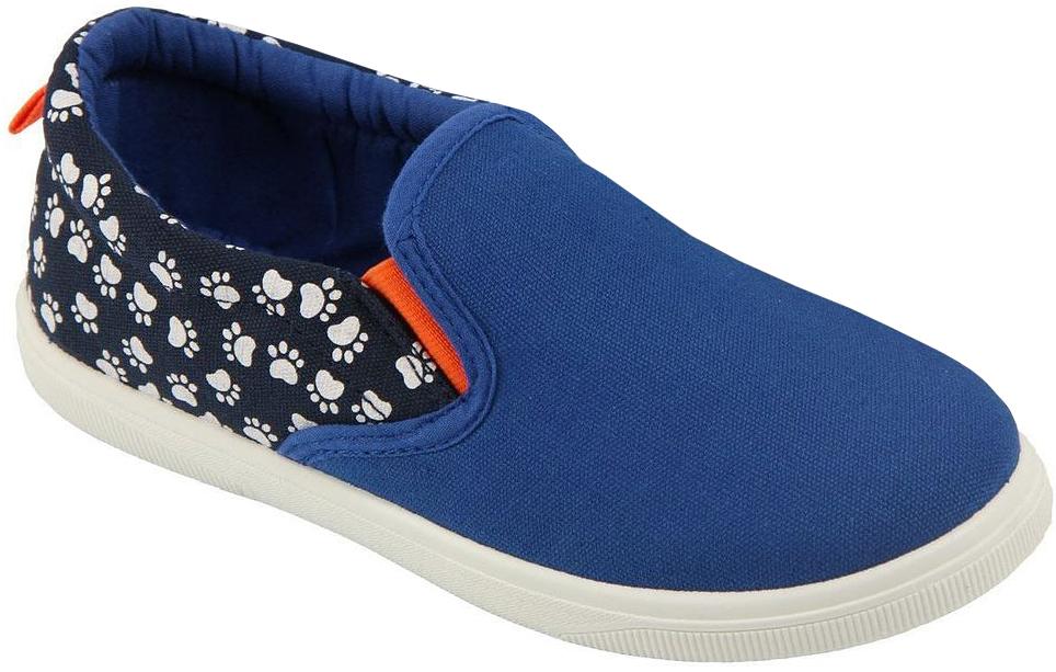 Кеды детские In Step, цвет: темно-синий, синий. 191-1-3. Размер 33191-1-3Стильные детские кеды от In Step выполнены из высококачественного текстиля. Подошва из резины устойчива к изломам. На подъеме модель дополнена эластичными вставками для удобства надевания. Аккуратно смотрятся на ноге, комфортно носятся. Модель оформлена оригинальным принтом.