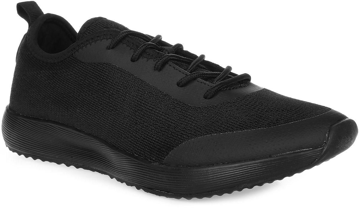 Кроссовки мужские Affex, цвет: черный. 24-SFA-BLK-M. Размер 4424-SFA-BLK-MКроссовки мужские Affex выполнены из дышащего текстиля и дополнены легкой подошвой с бесшовной технологией плетения кроссовка. Мягкая ортопедическая стелька. Классическая шнуровка надежно фиксирует обувь на ноге. К паре прилагается дополнительный комплект шнурков.