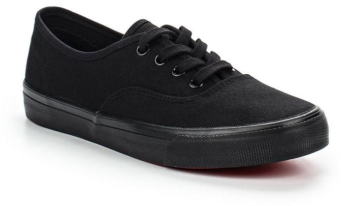 Кеды женские Affex, цвет: черный. 22-RSP-BLK-W. Размер 3722-RSP-BLK-WСтильные женские кеды Affex созданы для тех, кто предпочитает оригинальный дизайн и непревзойденное качество. Модель выполнена из прочного текстиля и оформлена прострочкой. Классическая шнуровка надежно фиксирует обувь на ноге. Стелька и подкладка из мягкого текстиля комфортны при ходьбе. Подошва исполнена из износостойкой резины. Рифление на подошве обеспечивает идеальное сцепление с любыми поверхностями. Эффектные кеды помогут вам создать яркий, динамичный образ.