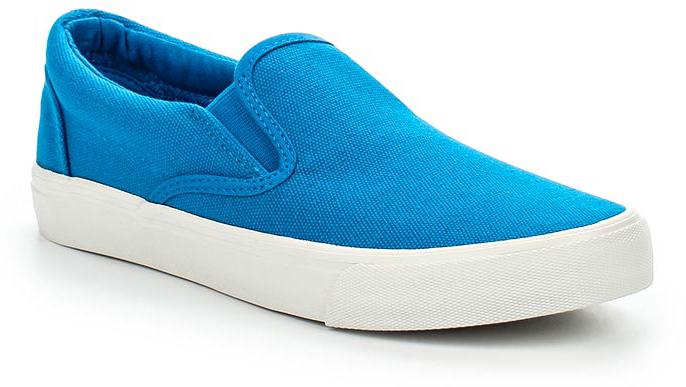 Слипоны женские Affex, цвет: синий. 23-UFA-ELB-W. Размер 3923-UFA-ELB-WСтильные женские слипоны от Affex выполнены из высококачественного текстиля. Подошва из термопластичной резины устойчивой к изломам. На подъеме модель дополнена эластичными резинками для удобства надевания. Аккуратно смотрятся на ноге, комфортно носятся.