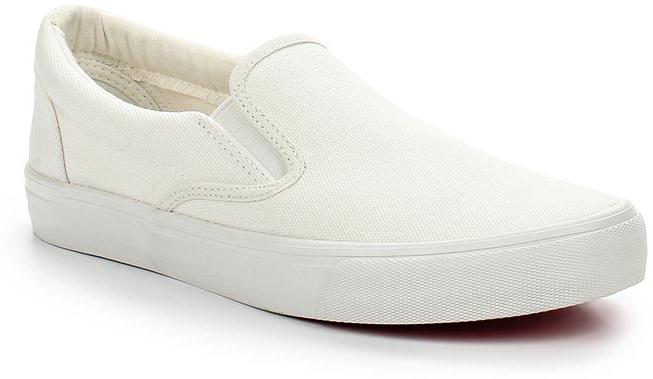 Слипоны женские Affex, цвет: белый. 23-UFA-WHT-W. Размер 3823-UFA-WHT-WСтильные женские слипоны от Affex выполнены из высококачественного текстиля. Подошва из термопластичной резины устойчивой к изломам. На подъеме модель дополнена эластичными резинками для удобства надевания. Аккуратно смотрятся на ноге, комфортно носятся.