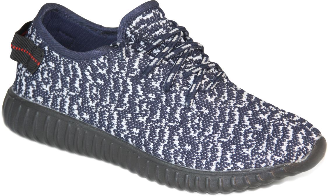 Кроссовки женские Ego, цвет: темно-синий, белый. XC003. Размер 41XC003Женские кроссовки от Ego выполнены из текстиля. Подкладка и стелька из текстиля комфортны при движении. Шнуровка надежно зафиксирует модель на ноге. Подошва дополнена рифлением.