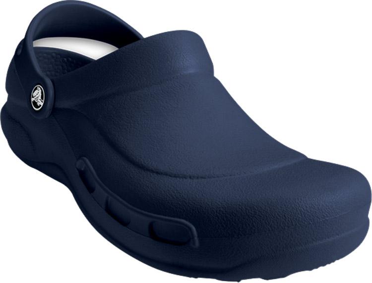 Сабо Crocs Specialist, цвет: темно-синий. 10073-410. Размер 12 (44/45)10073-410Сабо Crocs придутся вам по душе. Рельефная поверхность верхней части подошвы комфортна при движении. Рифленое основание подошвы гарантирует идеальное сцепление с любой поверхностью. Такие сабо - отличное решение для каждодневного использования!