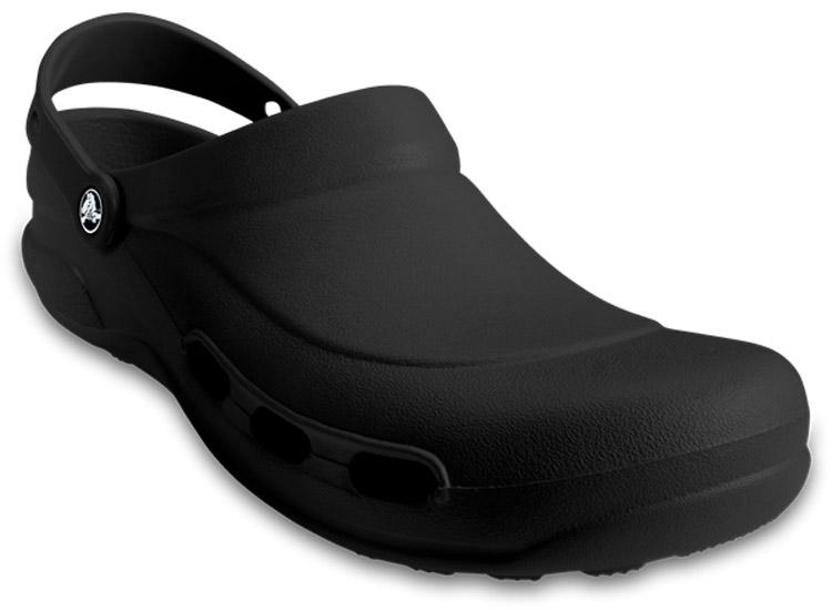 Сабо Crocs Specialist Vent, цвет: черный. 10074-001. Размер 7-9 (39/40)10074-001Сабо Crocs придутся вам по душе. Рельефная поверхность верхней части подошвы комфортна при движении. Рифленое основание подошвы гарантирует идеальное сцепление с любой поверхностью. Такие сабо - отличное решение для каждодневного использования!