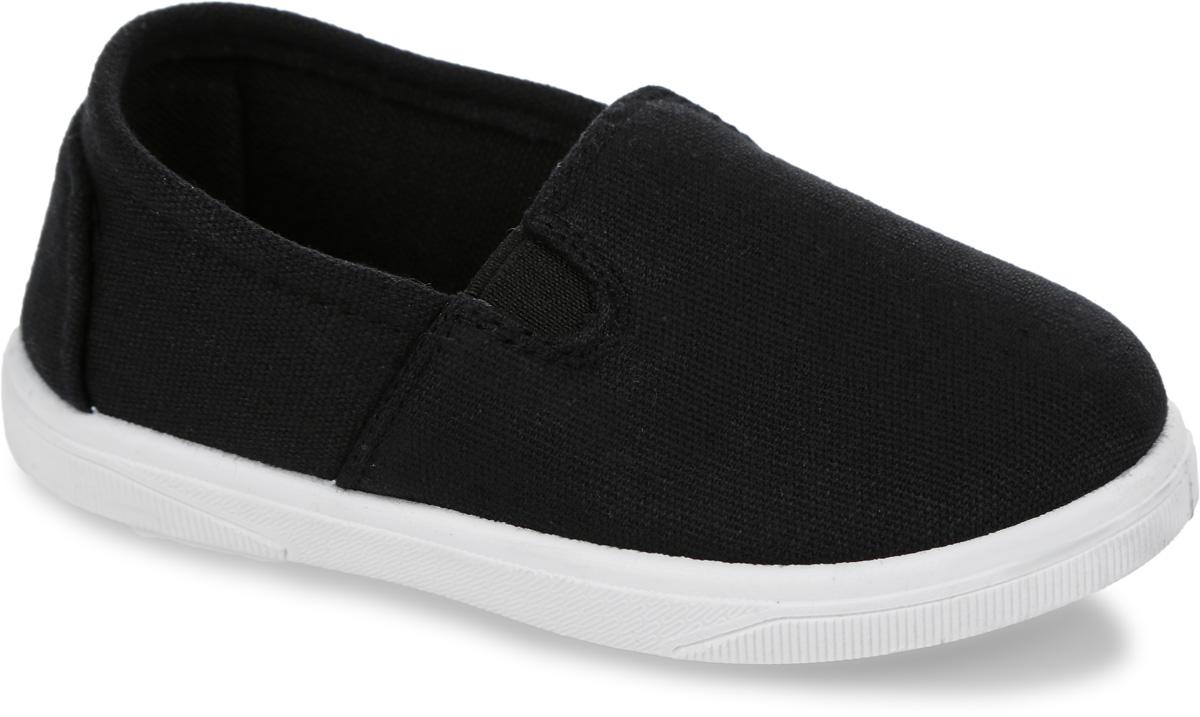 Кеды детские In Step, цвет: черный. 188A-1-2. Размер 30188A-1-2Стильные детские кеды от In Step выполнены из высококачественного текстиля. Подошва из резины устойчива к изломам. На подъеме модель дополнена эластичными вставками для удобства надевания. Аккуратно смотрятся на ноге, комфортно носятся.