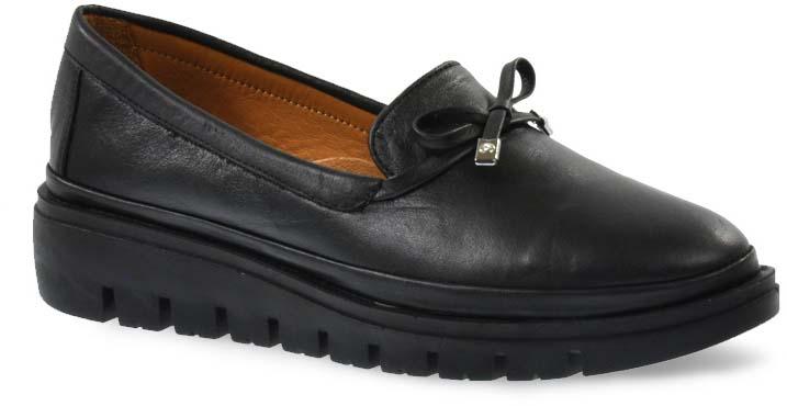 Туфли женские Vera Victoria Vito, цвет: черный. 487-440-01W. Размер 37487-440-01WУдобные женские туфли от Vera Victoria Vito выполнены из натуральной кожи. Модель дополнена декоративным элементом на носу. Мягкая стелька из кожи комфортна при движении. Подошва оснащена рифлением для лучшего сцепления с различными поверхностями.