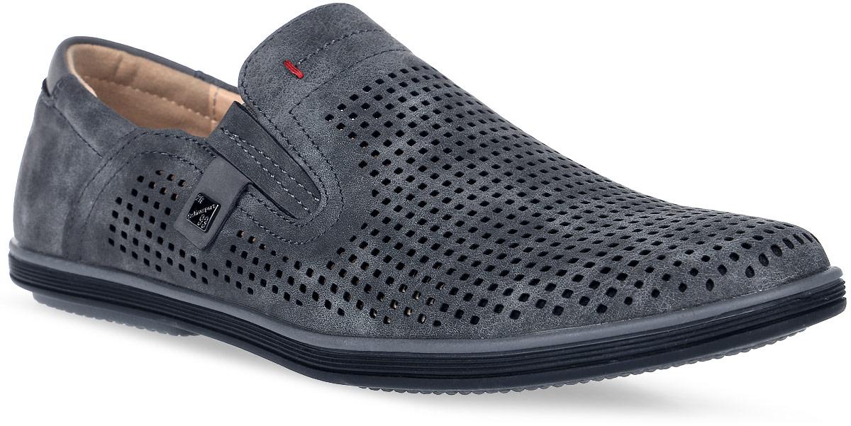 Полуботинки для мальчика Patrol, цвет: темно-серый. 754-313NK-17s-04-5. Размер 36754-313NK-17s-04-5Модные полуботинки от Patrol очаруют вашего ребенка с первого взгляда. Модель, выполненная из искусственного нубука, оформлена декоративной перфорацией. Эластичные вставки на подъеме гарантируют оптимальную посадку обуви на ноге. Внутренняя поверхность и стелька из натуральной кожи предотвращают натирание и дарят комфорт. Подошва из ТЭП-материала с рифлением обеспечивает отличное сцепление с любой поверхностью. В таких полуботинках ножкам вашего мальчика всегда будет комфортно и уютно!