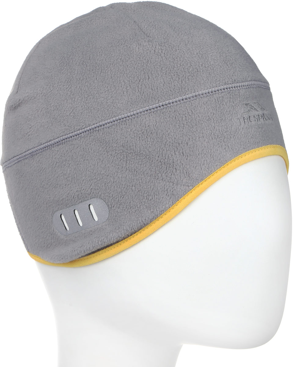 Шапка для бега мужская Trespass Huck, цвет: серый. MAHSHAL20002. Размер 52/56MAHSHAL20002Шапка для бега Trespass Huck, выполненная из высококачественного материала, очень мягкая и идеально прилегает к голове. Такая шапка великолепно защитит вас от холода во время тренировок.Уважаемые клиенты!Размер, доступный для заказа, является обхватом головы.