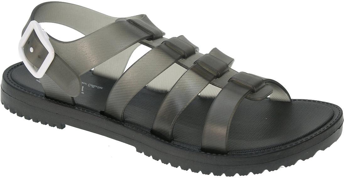 Сандалии женские Beppi, цвет: черный. 2154531. Размер 362154531Легкие удобные летние сандалии выполнены из полиуретана. На ноге модель фиксируется при помощи ремешка с пряжкой. Резиновая подошва дополнена рифлением.