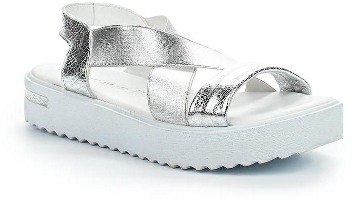 Босоножки женские Tamaris, цвет: серебристый. 1-1-28219-38-941/200. Размер 371-1-28219-38-941/200Модные босоножки от Tamaris отлично впишутся в ваш гардероб. Модель выполнена из натуральной кожи. Ремешки отвечают за надежную фиксацию обуви на ноге. Подкладка и стелька из натуральной кожи позволяют ногам дышать. Подошва с рифлением обеспечивает идеальное сцепление с любыми поверхностями. Стильные босоножки подчеркнут вашу индивидуальность и станут прекрасным завершением вашего образа.