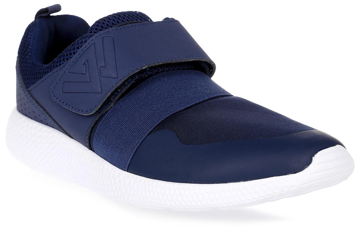 Кроссовки мужские Beppi, цвет: синий. 2155241. Размер 412155241Удобные мужские кроссовки выполнены из текстиля. Хлястик с застежкой-липучкой надежно зафиксирует модель на ноге. Резиновая подошва дополнена рифлением.