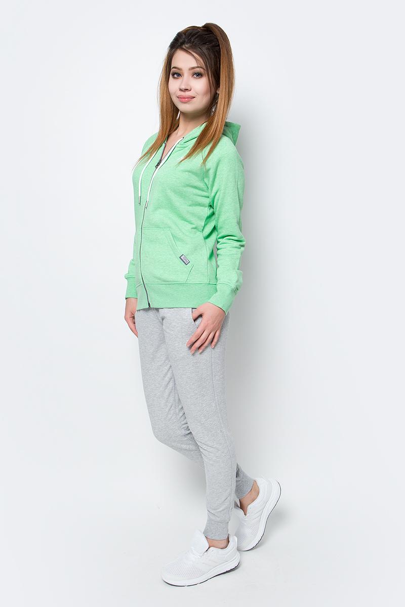 Брюки спортивные женские New Balance Classic Sweatpant, цвет: серый. WP63553/AG. Размер XS (42)WP63553/AGЖенские брюки Classic Sweatpant от New Balance прекрасно подойдут для ежедневного занятия спорта. Легкий материал поможет сохранить высокую скорость, а широкий эластичный пояс, дополненный шнурком, отвечает за идеальную посадку. Брючины дополнены эластичными манжетами. Брюки снабжены втачными карманами. Эти стильные брюки идеально подойдут для бега и других спортивных упражнений. В них вы будете чувствовать себя уверенно и комфортно.