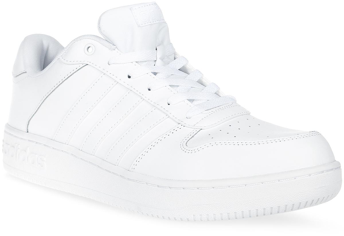 Кроссовки мужские adidas Team Court, цвет: белый. AQ1289. Размер 7,5 (40)AQ1289Мужские кроссовки Team Court отadidas выполнены из натуральной кожи. Шнуровка надежно зафиксирует модель на ноге. Внутренняя поверхность и стелька из текстиля комфортны при движении. Подошва дополнена рифлением