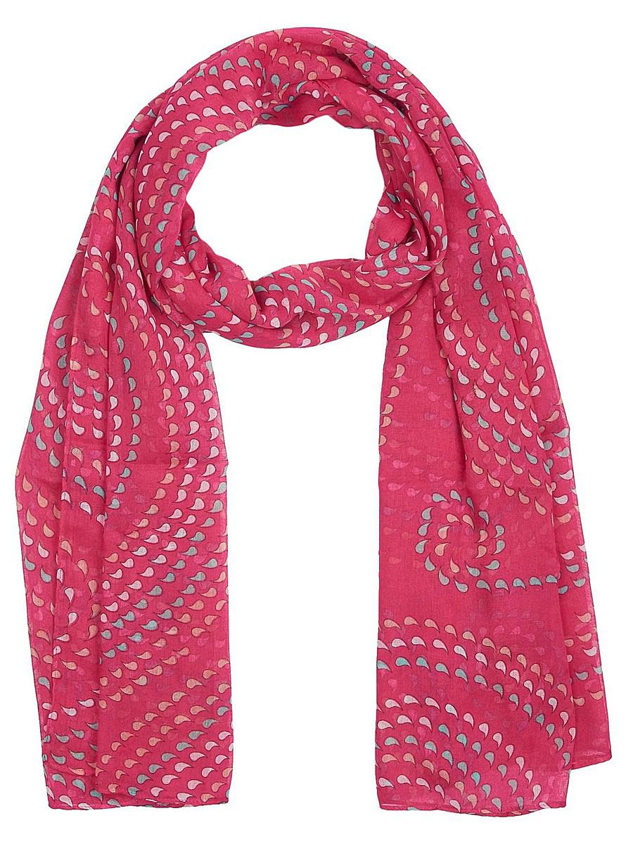 Палантин женский Vitta pelle, цвет: розовый. Ro04PC3668/25. Размер 90 см х 180 смRo04PC3668/25Палантин женский Vitta pelle выполнен из качественного материала. Модель оформлена оригинальным принтом.