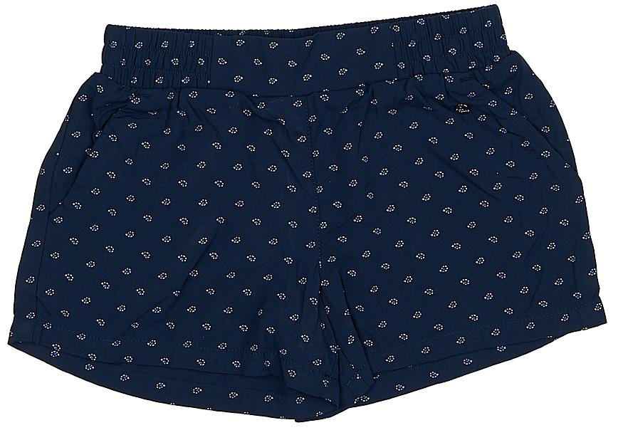 Шорты женские Finn Flare, цвет: темно-синий. S17-12098_101. Размер M (46)S17-12098_101Комфортные шорты Finn Flare будут хорошим выбором для вашего гардероба. Модель произведена из 100% хлопка.