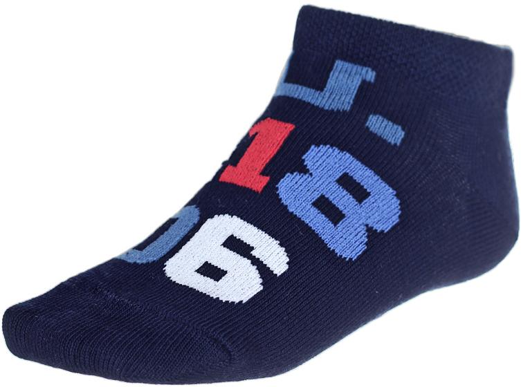 Носки детские Baykar, цвет: темно-синий, 2 пары. 135912-29. Размер 10,5/12, 6-12 месяцев135912-29Детские носки Baykar изготовлены из высококачественного эластичного хлопка с добавлением полиамида. Укороченные носки имеют эластичную резинку, которая надежно фиксирует носки на ноге. В комплект входит 2 пары носков.
