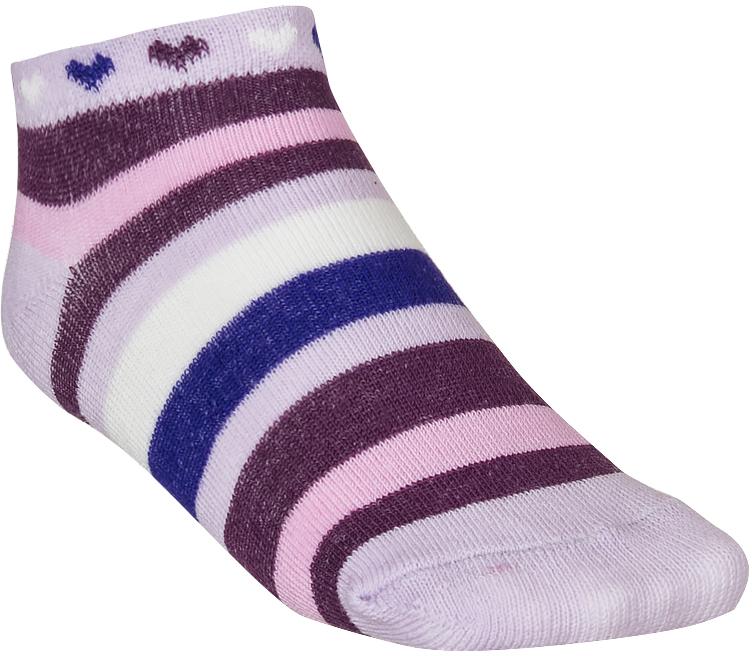 Носки для девочки Baykar, цвет: бордовый, 3 пары. 185412-8. Размер 10,5/12, 6-12 месяцев185412-8Детские носки Baykar изготовлены из высококачественного эластичного хлопка с добавлением полиамида. Укороченные носки имеют эластичную резинку, которая надежно фиксирует носки на ноге. В комплект входит 3 пары носков.