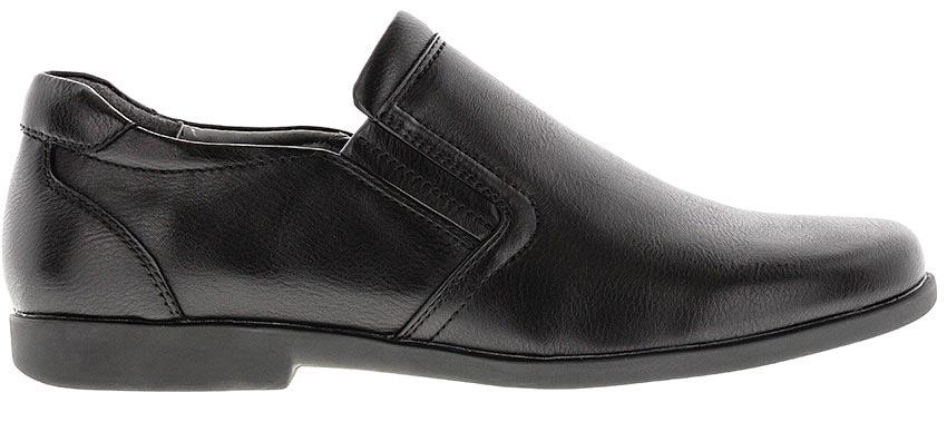 Туфли для мальчика Kakadu, цвет: черный. 6053A. Размер 356053AУльтрамодные туфли от Kakadu придутся по душе, как юным модникам, так и их заботливым родителям. Модель выполнена из синтетической кожи. Стелька из натуральной кожи гарантирует удобство и комфорт. Подошва из термопластичной резины обеспечит легкость и естественную свободу движений.