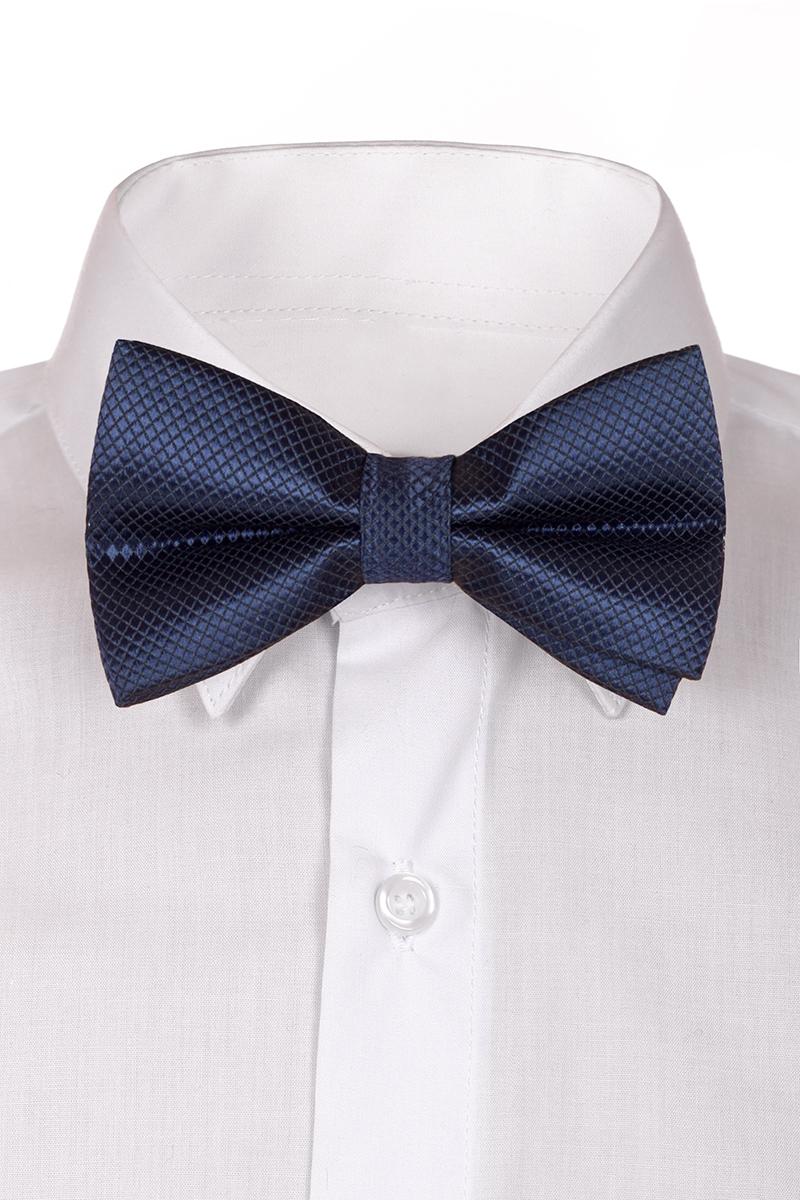 Галстук-бабочка для мальчиков Brostem, цвет: темно-синий. RBAB29-29. Размер универсальныйRBAB29-29Модный галстук-бабочка для мальчика Brostem изготовлен из качественного полиэстера. Такой аксессуар придаст юному кавалеру солидности.