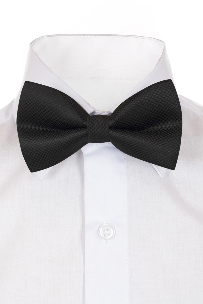 Галстук-бабочка для мальчиков Brostem, цвет: черный. RBAB21-21. Размер универсальныйRBAB21-21Модный галстук-бабочка для мальчика Brostem изготовлен из качественного полиэстера. Такой аксессуар придаст юному кавалеру солидности.