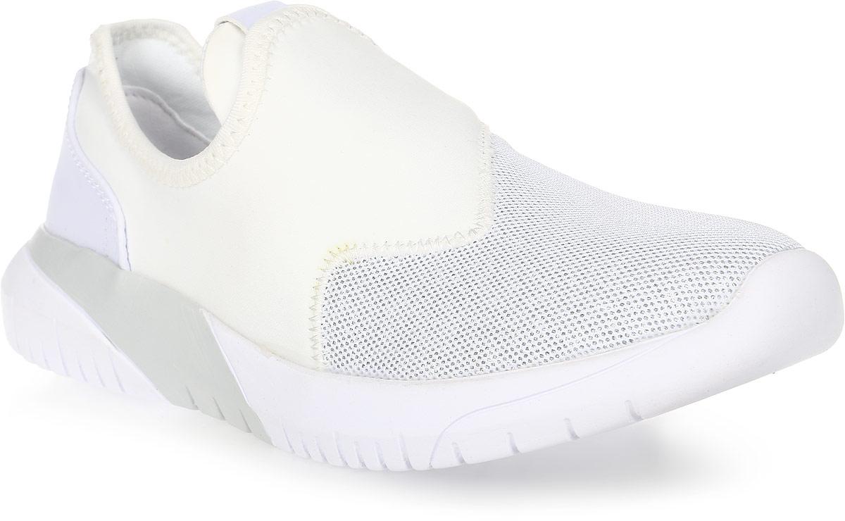 Кроссовки женские Patrol, цвет: белый. 249-605T-17s-8-10. Размер 36249-605T-17s-8-10Удобные и легкие женские кроссовки от Patrol прекрасно подойдут для активного отдыха и на каждый день. Верх модели выполнен из эластичного текстиля с сетчатой вставкой на мысе. Благодаря эластичным резинкам обувь комфортно облегает ногу и фиксирует ее в правильном положении. Внутренняя поверхность и стелька выполнены из текстиля. Мягкая подошва из пенопропилена с рельефным рисунком обеспечивает отличное сцепление с любыми поверхностями. Такие кроссовки займут достойное место среди коллекции вашей обуви.