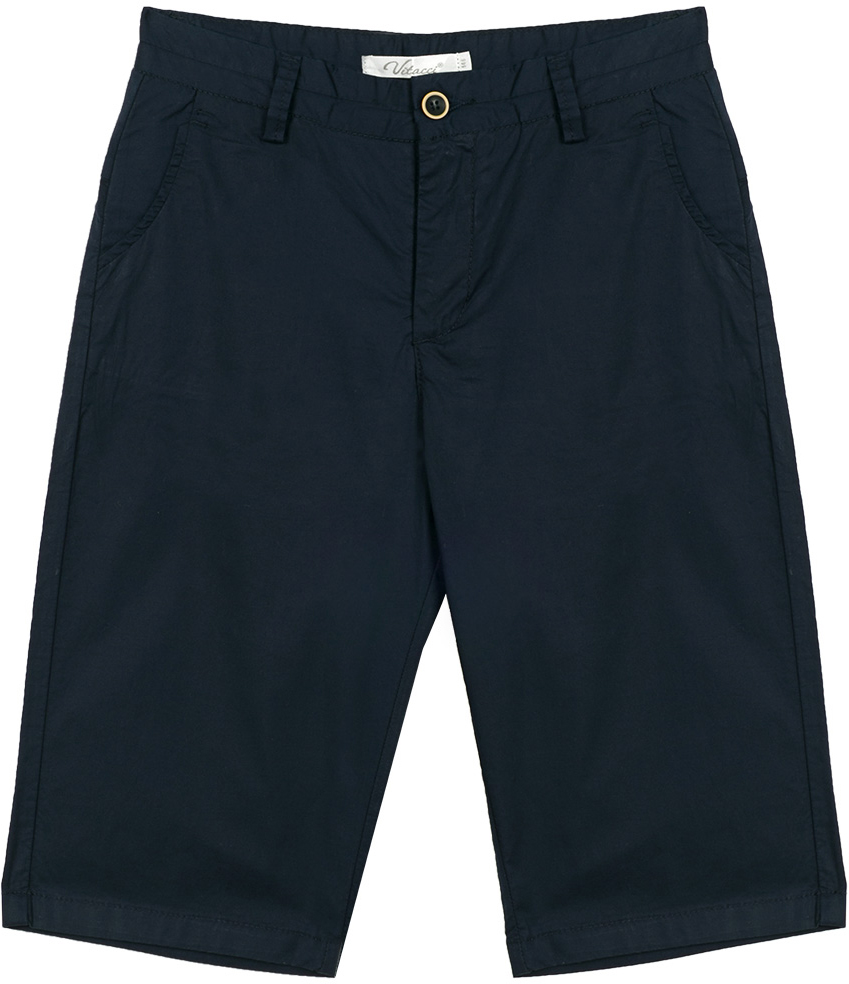 Шорты для мальчика Vitacci, цвет: темно-синий. 1172006-04. Размер 1341172006-04Удобные летние шорты для мальчика из качественного материала отлично подойдут для отдыха и занятия спортом, универсальный цвет позволяет комплектовать с футболкой любого цвета.
