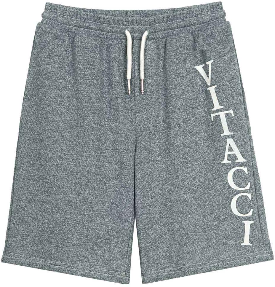 Шорты для мальчика Vitacci, цвет: серый. 1172075-04. Размер 1341172075-04Удобные летние шорты для мальчика из качественного материала отлично подойдут для отдыха и занятия спортом.