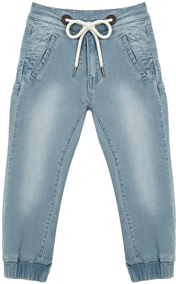 Джинсы для мальчика Vitacci, цвет: синий. 1172121-04. Размер 981172121-04Джинсы свободного покроя для модных подростков в сочетании с оригинальной футболкой или рубашкой создадут неповторимый образ и позволят чувствовать себя комфортно в любой ситуации.