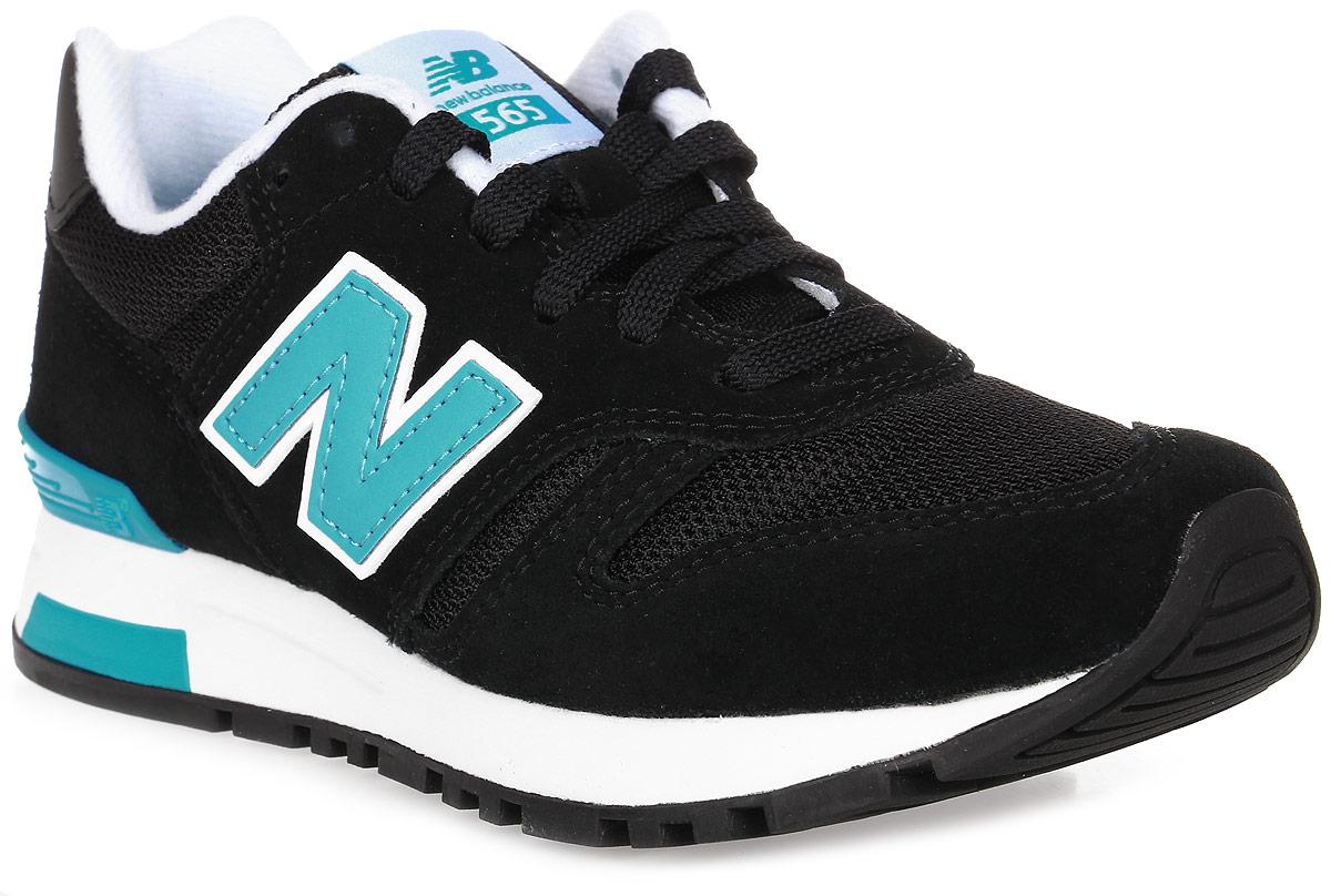 Кроссовки женские New Balance , цвет: черный, бирюзовый. WLKTW/B. Размер 5,5 (36)WLKTW/BСтильные женские кроссовки от New Balance придутся вам по душе. Верх модели выполнен из высококачественныхматериалов. По бокам обувь оформлена декоративными элементами в виде фирменного логотипа бренда, на язычке - фирменной нашивкой, задник логотипом бренда. Классическая шнуровка надежно зафиксирует изделие на ноге. Мягкая верхняя часть и стелька, изготовленные из текстиля, гарантируют уют и предотвращают натирание. Подошва оснащена рифлением для лучшей сцепки с поверхностями. Удобные кроссовки займут достойное место среди коллекции вашей обуви.