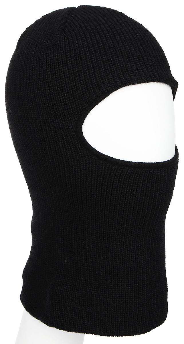 Балаклава мужская DC Shoes DC Facemask, цвет: черный. EDYAA03059-KVJ0. Размер универсальныйEDYAA03059-KVJ0Балаклава DC Facemask выполнена из акрила. Ткань в рубчик. Оформлена вышитым логотипом.