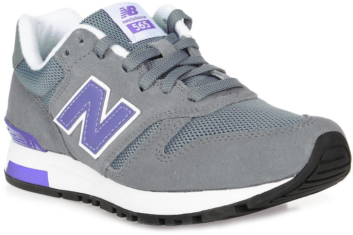 Кроссовки женские New Balance , цвет: серый, сиреневый. WLGLW/B. Размер 6,5 (37)WLGLW/BСтильные женские кроссовки от New Balance придутся вам по душе. Верх модели выполнен из высококачественныхматериалов. По бокам обувь оформлена декоративными элементами в виде фирменного логотипа бренда, на язычке - фирменной нашивкой, задник логотипом бренда. Классическая шнуровка надежно зафиксирует изделие на ноге. Мягкая верхняя часть и стелька, изготовленные из текстиля, гарантируют уют и предотвращают натирание. Подошва оснащена рифлением для лучшей сцепки с поверхностями. Удобные кроссовки займут достойное место среди коллекции вашей обуви.