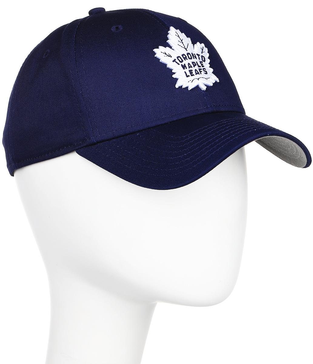 Бейсболка New Era Nhl Toronto Maple Leafs, цвет: синий. 11210274-LNV. Размер универсальный11210274-LNVСтильная бейсболка New Era, выполненная из высококачественного материала, идеально подойдет для прогулок, занятий спортом и отдыха.Изделие оформлено объемным вышитым логотипом хоккейной команды. Nhl Toronto Maple Leafs. Бейсболка надежно защитит вас от солнца и ветра. Эта модель станет отличным аксессуаром и дополнит ваш повседневный образ.
