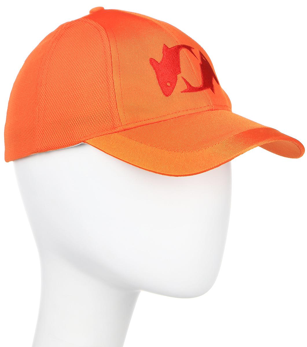 Бейсболка Tsuribito, цвет: оранжевый. 20362. Размер универсальный20362Бейсболка разработана специально для людей, ведущих активный образ жизни. Полиуретановый материал делает бейсболку прочной, а абсорбирующая лента позволяет носить бейсболку с комфортом, подходит для любого размера головы.