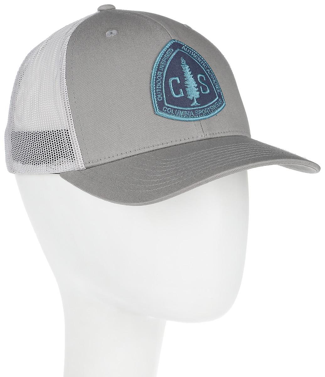 Бейсболка Columbia Mesh Snap Back Hat, цвет: бежевый. 1652541-005. Размер универсальный1652541-005Стильная бейсболка Columbia, выполненная из высококачественных материалов, идеально подойдет для прогулок, занятия спортом и отдыха. Она надежно защитит вас от солнца и ветра. Классическая кепка с сетчатой задней частью станет правильным выбором. Изделие оформлено нашивкой с логотипом бренда. Объем бейсболки регулируется пластиковым фиксатором.