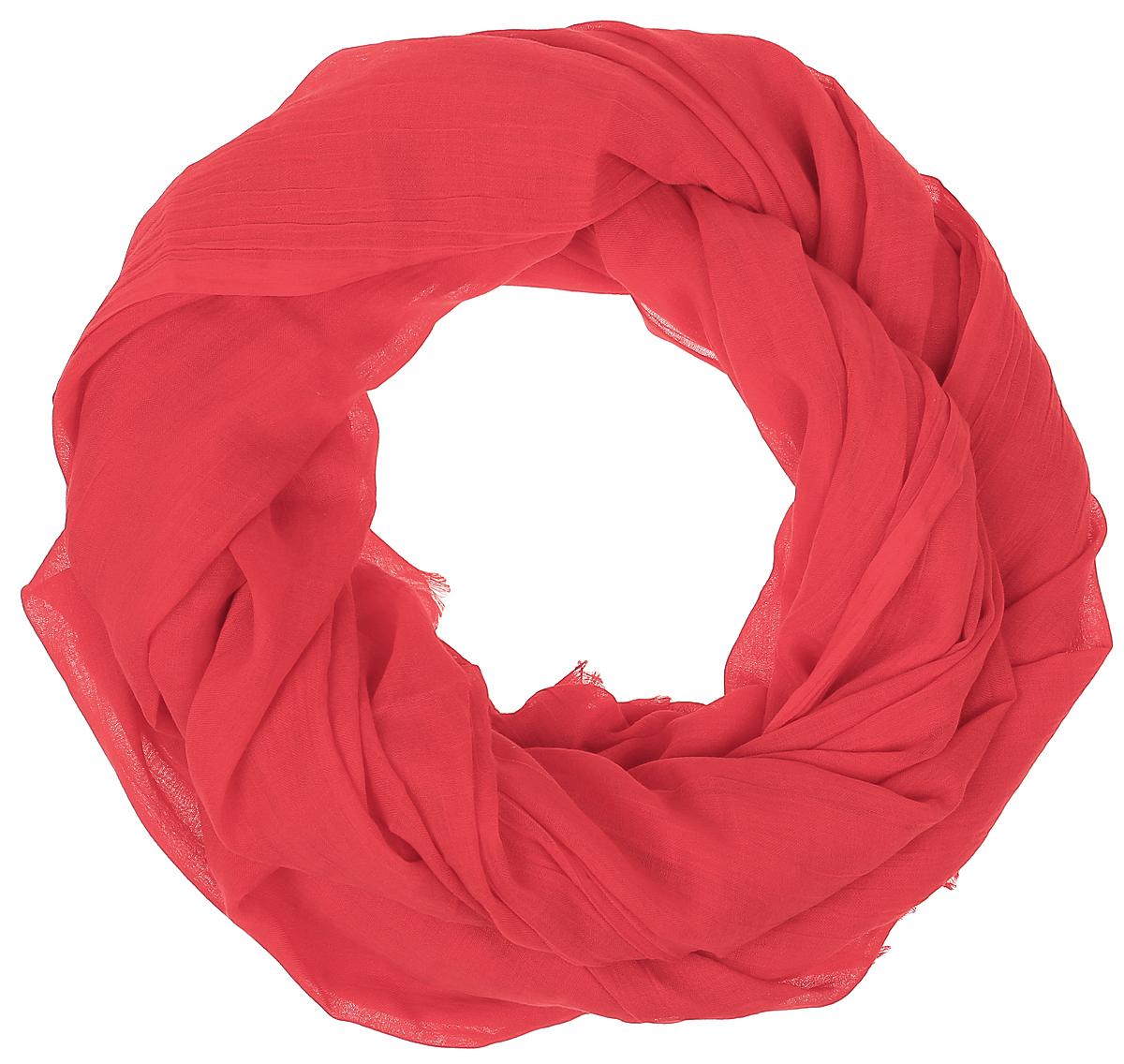 Палантин женский Vitta pelle, цвет: красный. Ro04PC3668/15. Размер 90 см х 180 смRo04PC3668/15Палантин женский Vitta pelle выполнен из качественного материала. Модель оформлена оригинальным принтом.