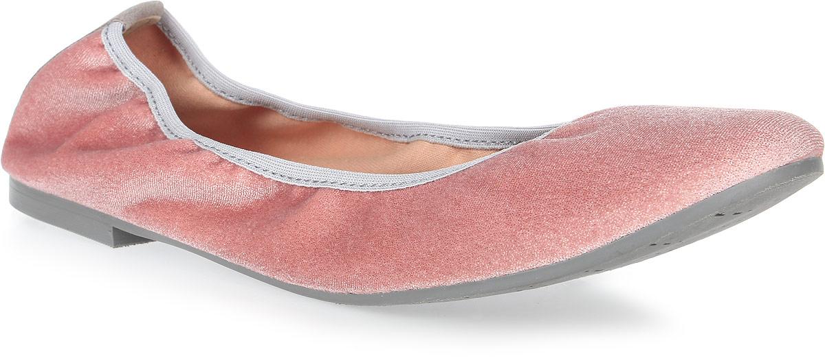 Балетки женские Tamaris, цвет: розовый. 1-1-22136-38-521/207. Размер 391-1-22136-38-521/207Восхитительные балетки от Tamaris очаруют вас с первого взгляда. Модель выполнена из высококачественного текстиля. Стелька из искусственной кожи комфортна при движении. Рифленая поверхность подошвы обеспечивает идеальное сцепление с различными поверхностями. Стильные балетки внесут яркие нотки в ваш модный образ!