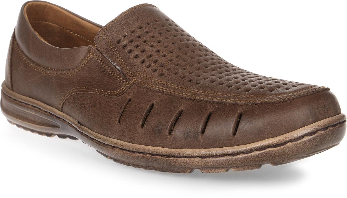 Полуботинки мужские Shoiberg, цвет: темно-коричневый. 302-44-06-06. Размер 44302-44-06-06Стильные мужские полуботинки Shoiberg для лета из натуральной кожи украшены декоративной перфорацией. В таких полуботинках вашим ногам будет комфортно и уютно. Подошва с рифлением гарантирует отличное сцепление с любыми поверхностями. Они подчеркнут ваш стиль и индивидуальность!
