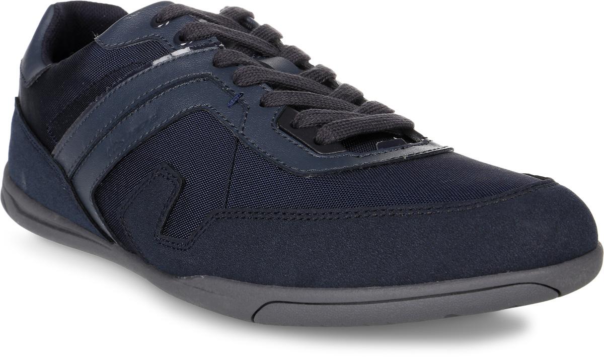 Кроссовки мужские TBS Norton, цвет: синий. NORTON-Q8072. Размер 44 (43)NORTON-Q8072Стильные мужские спортивные кроссовки Norton от TBS - модель для самых требовательных покупателей. Модель выполнена из высококачественного текстиля со вставками из искусственной кожи. Внутренняя поверхность и стелька обеспечат комфорт и уют вашим ногам. Подошва из прочной резины гарантирует длительную носку и сцепление с любой поверхностью. Классическая шнуровка надежно фиксирует обувь на ноге.