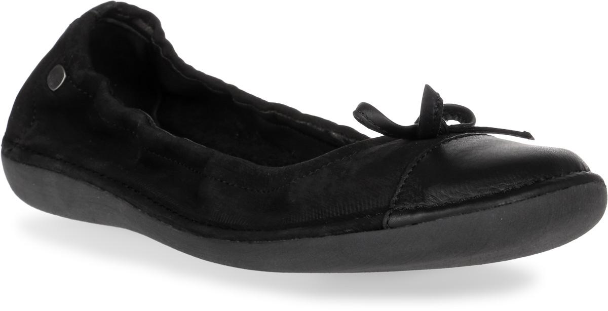 Балетки TBS Mingos, цвет: черный. MINGOS-3754. Размер 36 (35)MINGOS-3754Стильные балетки Mingos от TBS - модель для ценителей современной качественной обуви. Модель выполнена из натуральной кожи и декорирована бантиком. Внутренняя поверхность и стелька из кожи обеспечат комфорт и уют вашим ногам. Подошва из прочного каучука гарантирует длительную носку и сцепление с любой поверхностью.