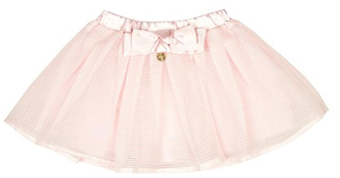 Юбка для девочки Vitacci, цвет: розовый. 2162185-11. Размер 1282162185-11Пышная модная юбочка для маленькой модницы идеально подойдет для праздника или прогулки по парку.
