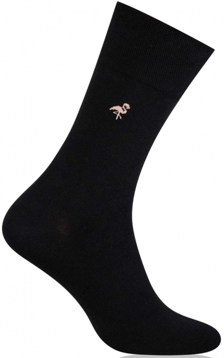 Носки мужские More, цвет: черный. 051 (033). Размер 39/42051 (033)Стильные деловые мужские носки More изготовлены из высококачественного хлопка, они приятны на ощупь, не раздражают кожу, позволяя ей дышать. Модель отлично облегает стопу. Имеют удобную не сдавливающую резинку.Изделие дополнено принтом.