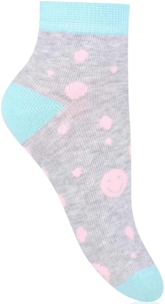 Носки для девочки Steven, цвет: серый, мятный. 004 (RE120). Размер 26/28004 (RF120)/004 (RE120)/004 (RG120)Носки Steven изготовлены из качественного материала на основе хлопка. Модель имеет мягкую эластичную резинку. Носки хорошо держат форму и обладают повышенной воздухопроницаемостью.