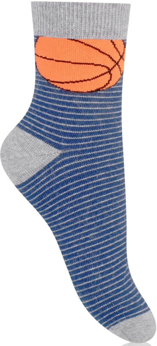 Носки для мальчика Steven, цвет: синий, светло-серый. 014 (CG205). Размер 32/34014 (CF205)/014 (CG205)Носки Steven изготовлены из качественного материала на основе хлопка. Модель имеет мягкую эластичную резинку. Носки хорошо держат форму и обладают повышенной воздухопроницаемостью.