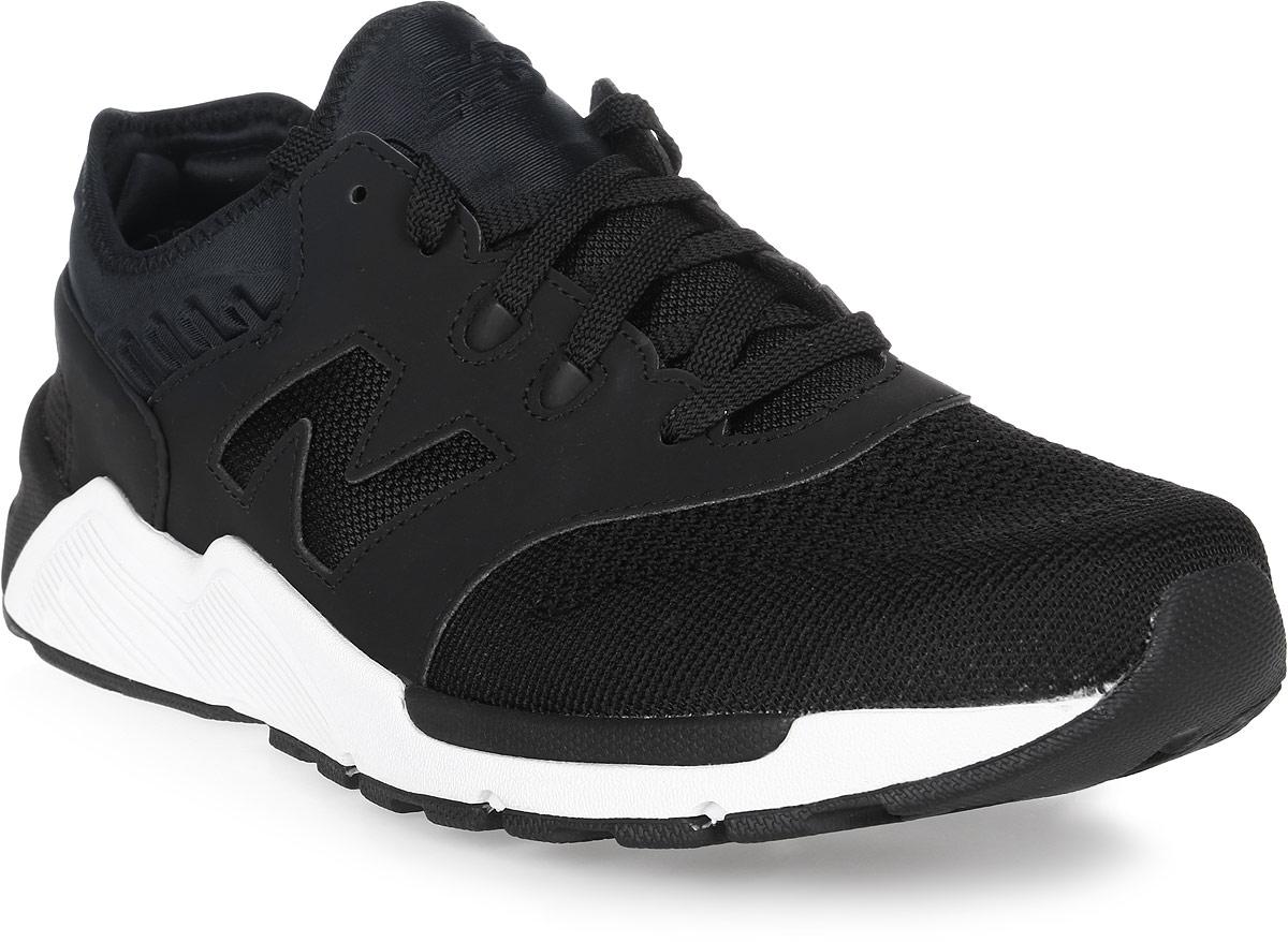 Кроссовки мужские New Balance 009, цвет: черный. ML009DMA/D. Размер 9 (42,5)ML009DMA/DСтильные мужские кроссовки от New Balance 009 станут отличным выбором для людей, которые всегда стремятся быть в тренде. Верх модели выполнен из текстиля. По бокам обувь оформлена декоративными элементами в виде фирменного логотипа бренда, на язычке - фирменной нашивкой. Классическая шнуровка надежно зафиксирует изделие на ноге. Подкладка и стелька, изготовленные из текстиля, гарантируют уют и предотвращают натирание. Удобные кроссовки займут достойное место среди коллекции вашей обуви.