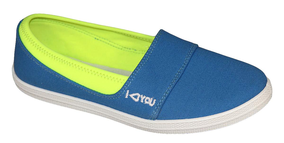 Слипоны женские Алми, цвет: голубой. 54165-78600. Размер 3654165-78600Стильные слипоны Алми - отличный вариант на каждый день. Модель выполнена из качественного текстиля. Мягкая стелька из текстиля обеспечивает комфорт при носке. Гибкая подошва гарантирует идеальное сцепление с разными поверхностями.