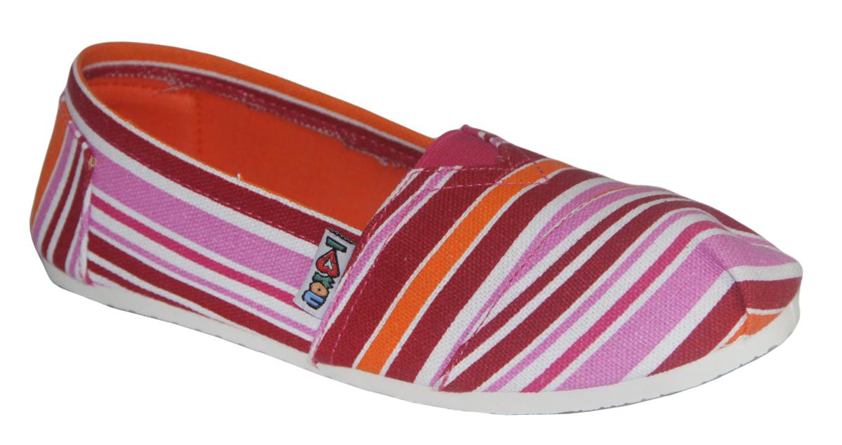 Слипоны женские Алми, цвет: розовый, красный, белый. 9413-24680. Размер 389413-24680Стильные слипоны Алми - отличный вариант на каждый день. Модель выполнена из качественного текстиля. На мыске предусмотрена эластичная вставка для удобства обувания. Мягкая стелька из текстиля обеспечивает комфорт при носке. Гибкая подошва гарантирует идеальное сцепление с разными поверхностями.